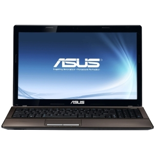 "Asus K53SV-DH51 15.6"" LED Notebook - Intel Core i5 i5-2430M 2.40 GHz - Mocha"