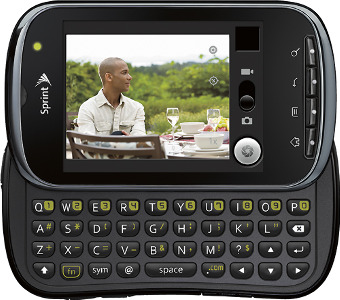 Kyocera Milano Mobile Phone - Black