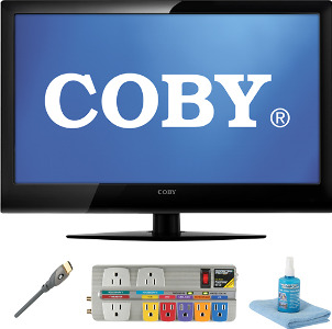 "Coby 23"" Class / 1080p / 60Hz / LED-LCD HDTV"
