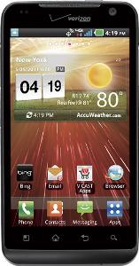 LG Revolution Mobile Phone - Black