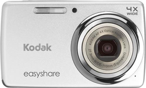 Kodak EasyShare M532 14.0-Megapixel Digital Camera - Silver