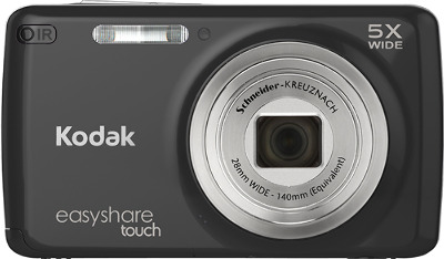 Kodak EasyShare M577 Touch 14.0-Megapixel Digital Camera - Black