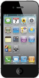 Appleå¨ iPhoneå¨ 4 with 16GB Memory Mobile Phone - Black