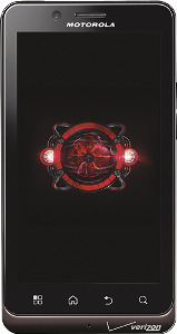 Motorola DROID Bionic 4G Mobile Phone - Black