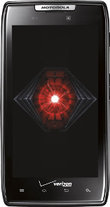 Motorola DROID RAZR 4G Mobile Phone - Black