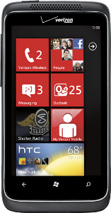 HTC Trophy Mobile Phone - Black