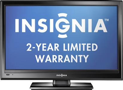 "Insignia™ 24"" Class / LED / 1080p / 60Hz / HDTV"