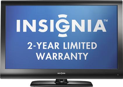 "Insignia™ 37"" Class / 1080p / 60Hz / LCD HDTV"