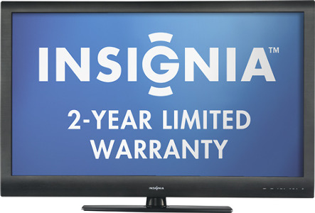 "Insignia™ 42"" Class / 1080p / 120Hz / LED-LCD HDTV"