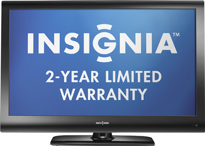 "Insignia™ 42"" Class / 1080p / 120Hz / LCD HDTV"