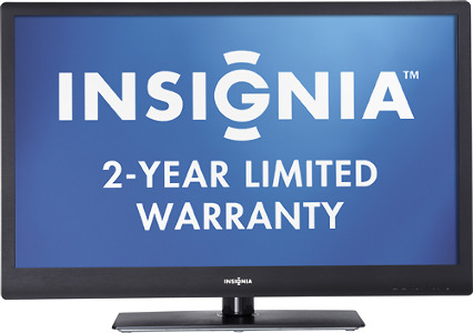 "Insignia™ 46"" Class / LED / 1080p / 120Hz / HDTV"