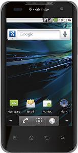 LG G2x Mobile Phone - Dark Ale
