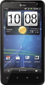 HTC Vivid 4G Mobile Phone - Black