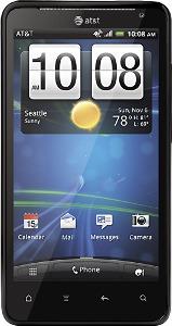 HTC Vivid 4G Mobile Phone - Black