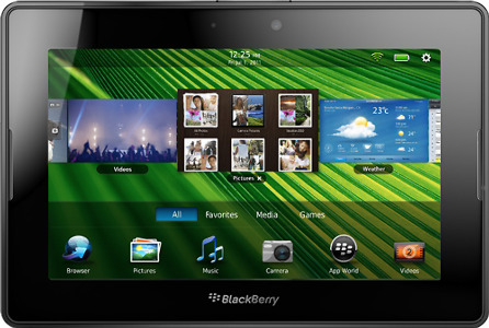 BlackBerry Refurbished PlayBook Tablet with 16GB Memory