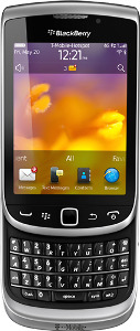 BlackBerry Torch 9810 4G Mobile Phone - Black