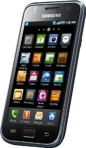 Samsung i9100 Galaxy S II Mobile Phone (Unlocked) - Black