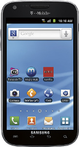 Samsung Galaxy S II 4G Mobile Phone - Black