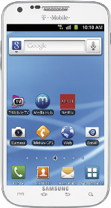 Samsung Galaxy S II 4G Mobile Phone - White