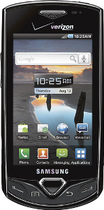 Samsung Gem Mobile Phone - Black