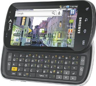 Samsung Epic 4G Mobile Phone