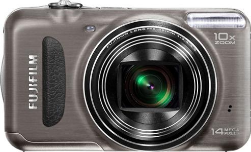FUJIFILM Finepix T210 14.0-Megapixel Digital Camera - Gunmetal Black