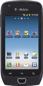 Samsung Exhibit 4G Mobile Phone - Black