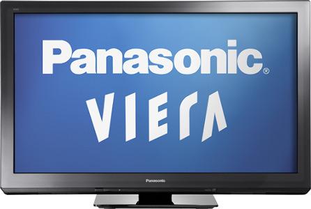"Panasonic 42"" Class / Plasma / 1080p / 600Hz / 3D / HDTV"