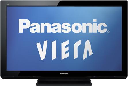 """Panasonic 42"""" Class / Plasma / 720p / 600Hz / HDTV"""