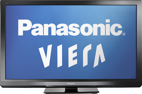 """Panasonic 46"""" Class / Plasma / 1080p / 600Hz / HDTV"""