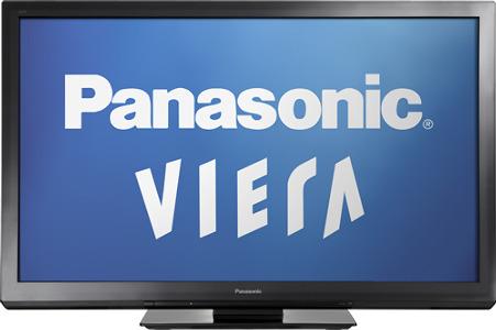 "Panasonic 55"" Class / Plasma / 1080p / 600Hz / 3D / HDTV"