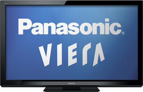 """Panasonic 60"""" Class / Plasma / 1080p / 600Hz / HDTV"""