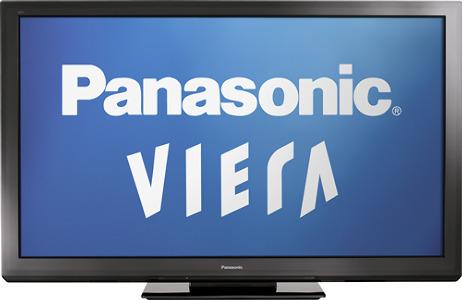 "Panasonic 60"" Class / Plasma / 1080p / 600Hz / 3D / HDTV"