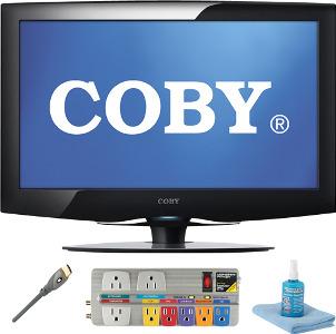 """Coby 22"""" Class / 720p / 60Hz / LCD HDTV"""