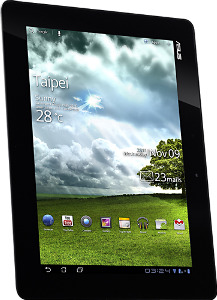 Asus Slider Tablet with 32GB Memory - Pearl White