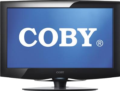 """Coby 19"""" Class / LCD / 720p / 60Hz / HDTV"""