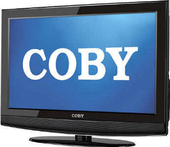 "Coby Refurbished 26"" Class / 720p / 60Hz / LCD HDTV"