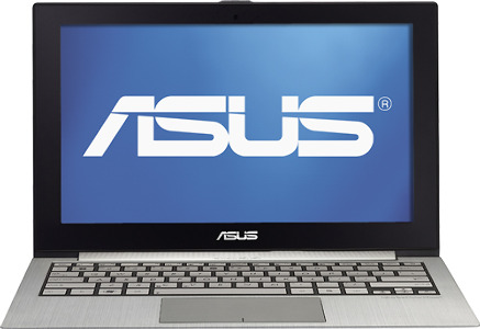 "Asus Ultrabook Laptop / Intelå¨ Core™ i5 Processor / 11.6"" Display - Radiant Silver"