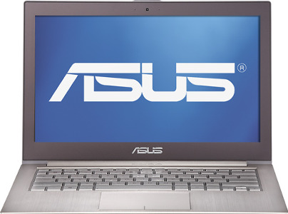 "Asus Zenbook Ultrabook Laptop / Intelå¨ Core™ i5 Processor / 13.3"" Display - Radiant Silver"