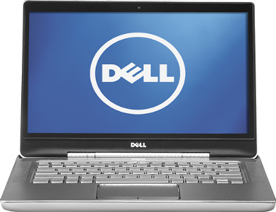 Dell XPS Laptop - Elemental Silver
