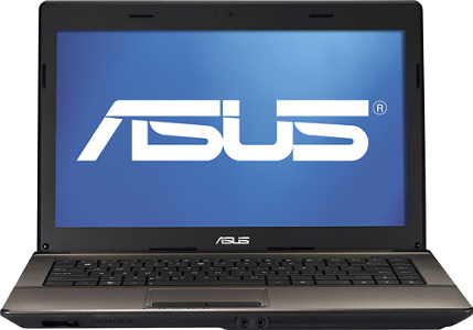 "Asus Laptop / Intelå¨ Core™ i3 Processor / 14"" Display / 4GB Memory - Brown"