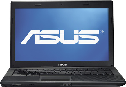 "Asus Laptop / Intelå¨ Core™ i3 Processor / 14"" Display / 4GB Memory - Black"