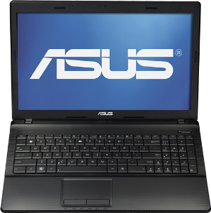 "Asus Laptop / Intelå¨ Pentiumå¨ Processor / 15.6"" Display / 4GB Memory - Black"