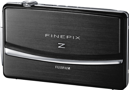 FUJIFILM FinePix Z90 14.2-Megapixel Digital Camera - Black