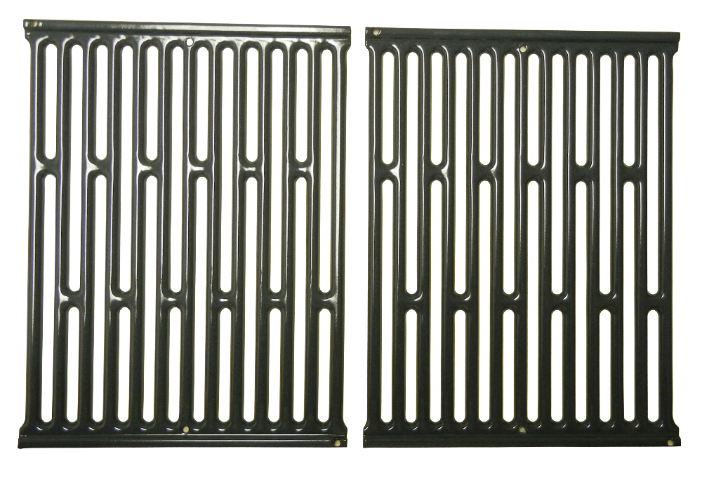 porcelain steel cooking grid