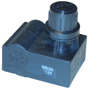 2-outlet AA spark generator; accepts trigger switch