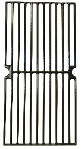 matte cast iron cooking grid