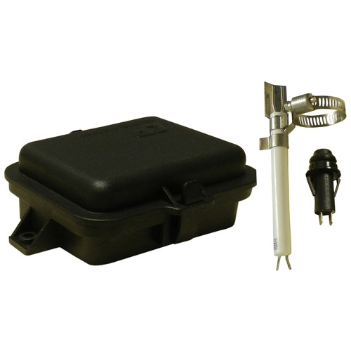 hot surface ignitor kit for one burner