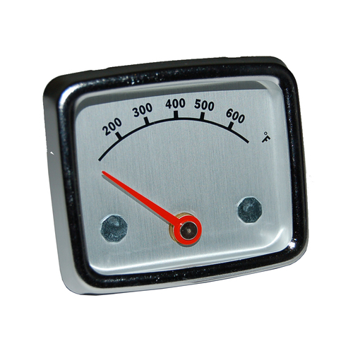 deluxe lid heat indicator with rust proof copper back and chrome trim
