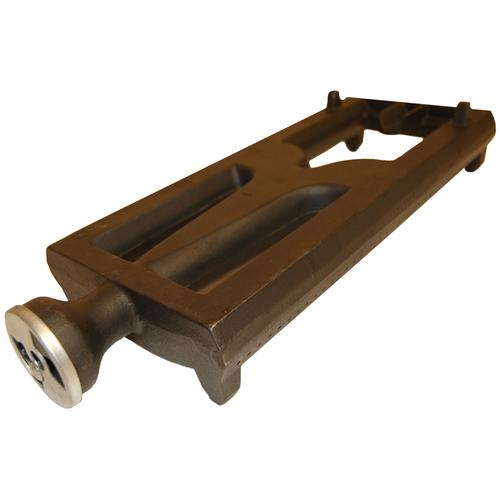 "cast iron burner 16"" x 6 1/4"""